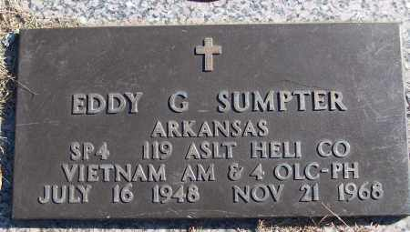 SUMPTER (VETERAN VIET, KIA), EDDY GALE - White County, Arkansas | EDDY GALE SUMPTER (VETERAN VIET, KIA) - Arkansas Gravestone Photos