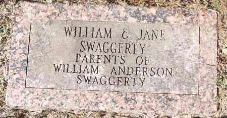 SWAGGERTY, WILLIAM - White County, Arkansas | WILLIAM SWAGGERTY - Arkansas Gravestone Photos