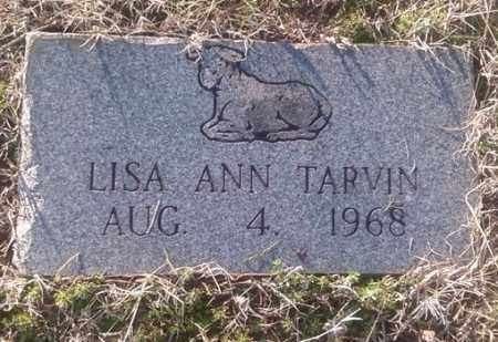 TARVIN, LISA ANN - White County, Arkansas | LISA ANN TARVIN - Arkansas Gravestone Photos