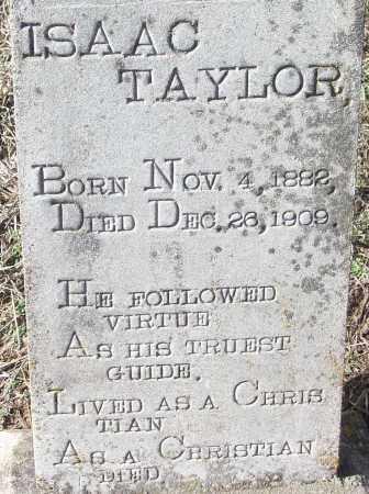 TAYLOR, ISAAC - White County, Arkansas | ISAAC TAYLOR - Arkansas Gravestone Photos