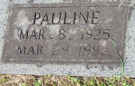 TOWNSEND, PAULINE (CLOSE UP) - White County, Arkansas | PAULINE (CLOSE UP) TOWNSEND - Arkansas Gravestone Photos