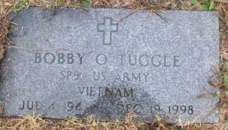 TUGGLE (VETERAN VIET), BOBBY O - White County, Arkansas | BOBBY O TUGGLE (VETERAN VIET) - Arkansas Gravestone Photos