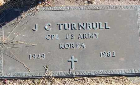 TURNBULL (VETERAN KOR), J C - White County, Arkansas | J C TURNBULL (VETERAN KOR) - Arkansas Gravestone Photos