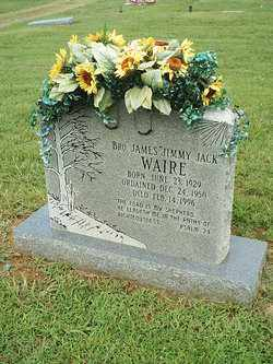 WAIRE, JAMES (JIMMY JACK) - White County, Arkansas | JAMES (JIMMY JACK) WAIRE - Arkansas Gravestone Photos