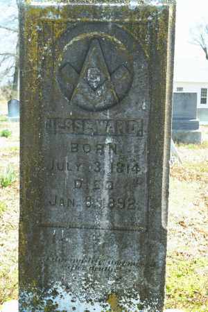 WARD, JESSE - White County, Arkansas | JESSE WARD - Arkansas Gravestone Photos