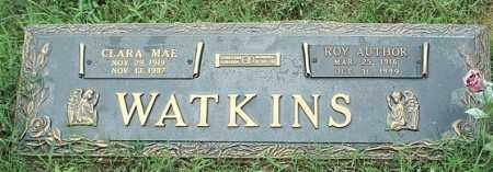 WATKINS, CLARA MAE - White County, Arkansas | CLARA MAE WATKINS - Arkansas Gravestone Photos