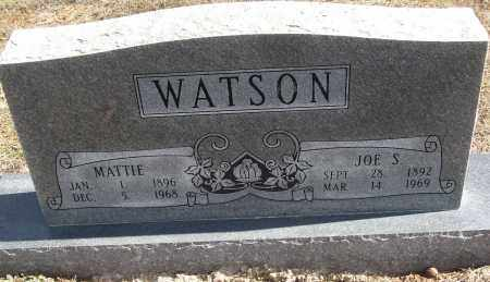 WATSON, MATTIE - White County, Arkansas | MATTIE WATSON - Arkansas Gravestone Photos