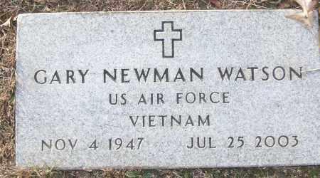 WATSON (VETERAN VIET), GARY NEWMAN - White County, Arkansas | GARY NEWMAN WATSON (VETERAN VIET) - Arkansas Gravestone Photos
