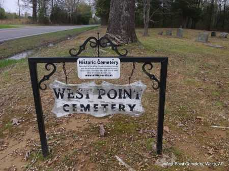 *SIGN,  - White County, Arkansas |  *SIGN - Arkansas Gravestone Photos