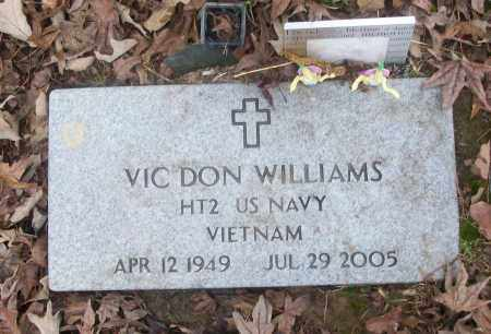 WILLIAMS  (VETERAN VIET), VIC DON - White County, Arkansas | VIC DON WILLIAMS  (VETERAN VIET) - Arkansas Gravestone Photos