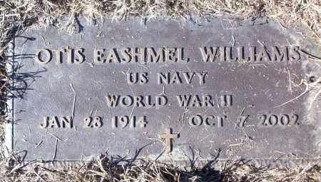 WILLIAMS (VETERAN WWII), OTIS EASHMEL - White County, Arkansas | OTIS EASHMEL WILLIAMS (VETERAN WWII) - Arkansas Gravestone Photos