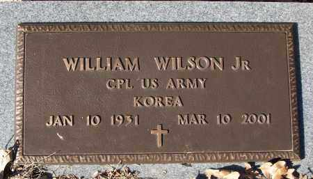 WILSON, JR (VETERAN KOR), WILLIAM - White County, Arkansas | WILLIAM WILSON, JR (VETERAN KOR) - Arkansas Gravestone Photos