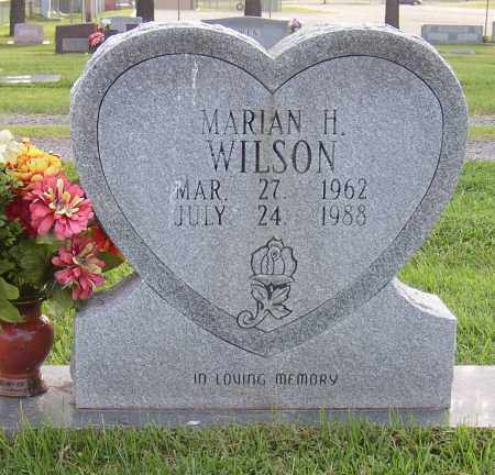 HAYES WILSON, MARIAN - White County, Arkansas | MARIAN HAYES WILSON - Arkansas Gravestone Photos