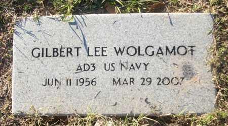 WOLGAMOT (VETERAN), GILBERT LEE - White County, Arkansas | GILBERT LEE WOLGAMOT (VETERAN) - Arkansas Gravestone Photos