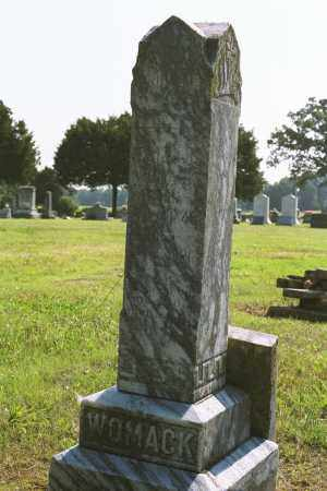 HARRISON WOMACK, ELIZA K. - White County, Arkansas | ELIZA K. HARRISON WOMACK - Arkansas Gravestone Photos