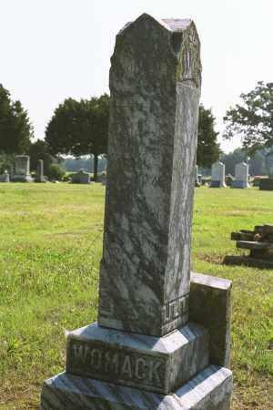 WOMACK, ELIZA K. - White County, Arkansas | ELIZA K. WOMACK - Arkansas Gravestone Photos