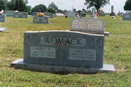 WOMACK, KIT CARSON - White County, Arkansas | KIT CARSON WOMACK - Arkansas Gravestone Photos