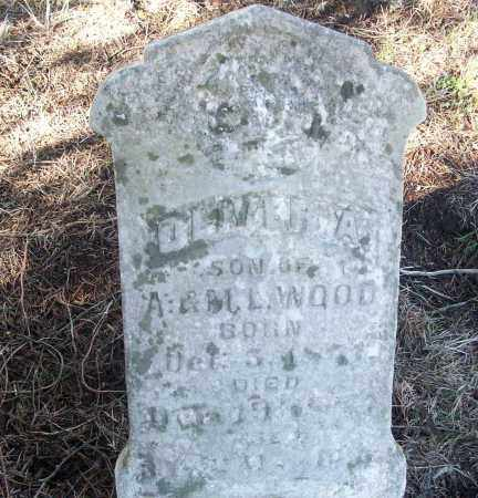 WOOD, OLIVER A. - White County, Arkansas | OLIVER A. WOOD - Arkansas Gravestone Photos