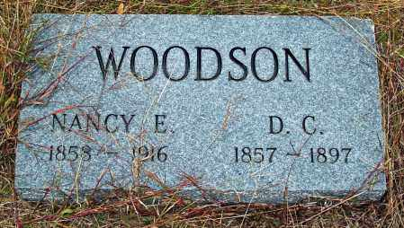 WOODSON, DOCK CLEMENTS - White County, Arkansas | DOCK CLEMENTS WOODSON - Arkansas Gravestone Photos