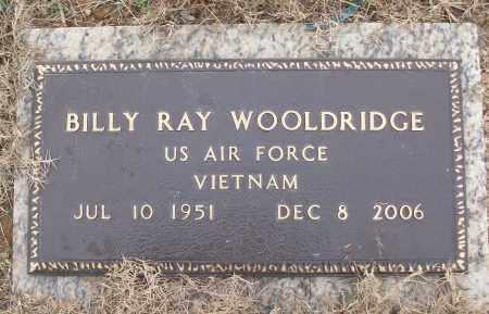 WOOLDRIDGE (VETERAN VIET), BILLY RAY - White County, Arkansas   BILLY RAY WOOLDRIDGE (VETERAN VIET) - Arkansas Gravestone Photos