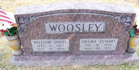 WOOLSEY, DELMA - White County, Arkansas | DELMA WOOLSEY - Arkansas Gravestone Photos