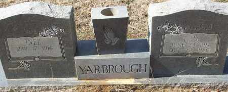 YARBROUGH, T.O. - White County, Arkansas | T.O. YARBROUGH - Arkansas Gravestone Photos