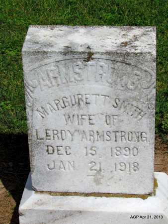 ARMSTRONG, MARGURETT - Woodruff County, Arkansas | MARGURETT ARMSTRONG - Arkansas Gravestone Photos