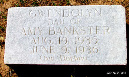 BANKSTER, GWENDOLYN - Woodruff County, Arkansas | GWENDOLYN BANKSTER - Arkansas Gravestone Photos