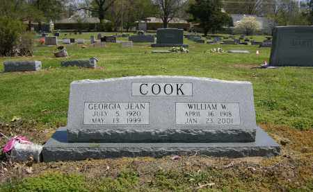 COOK, WILLIAM W. - Woodruff County, Arkansas | WILLIAM W. COOK - Arkansas Gravestone Photos