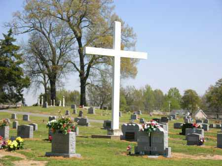 *WHITE CROSS,  - Woodruff County, Arkansas |  *WHITE CROSS - Arkansas Gravestone Photos