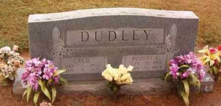 DUDLEY, CECIL - Woodruff County, Arkansas | CECIL DUDLEY - Arkansas Gravestone Photos