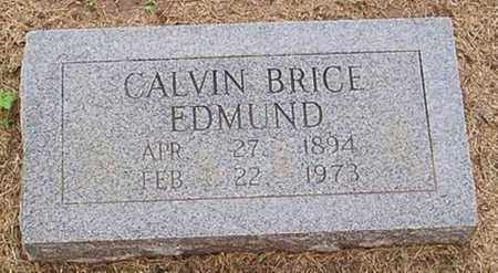 EDMUND, CALVIN BRICE - Woodruff County, Arkansas | CALVIN BRICE EDMUND - Arkansas Gravestone Photos