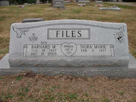FILES, BARNARD M - Woodruff County, Arkansas | BARNARD M FILES - Arkansas Gravestone Photos