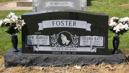 "FOSTER, W.M. HAROLD  ""BUDDY"" - Woodruff County, Arkansas 