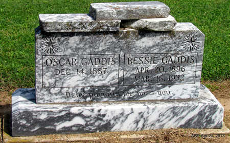 GADDIS, OSCAR - Woodruff County, Arkansas | OSCAR GADDIS - Arkansas Gravestone Photos
