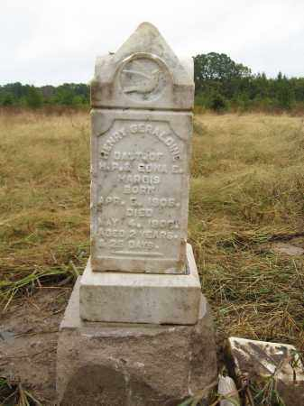 HARGIS, HENRY GERALDINE - Woodruff County, Arkansas | HENRY GERALDINE HARGIS - Arkansas Gravestone Photos