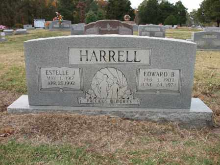 HARRELL, EDWARD B - Woodruff County, Arkansas | EDWARD B HARRELL - Arkansas Gravestone Photos