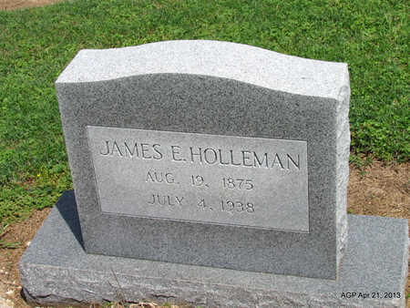 HOLLEMAN, JAMES E. - Woodruff County, Arkansas | JAMES E. HOLLEMAN - Arkansas Gravestone Photos