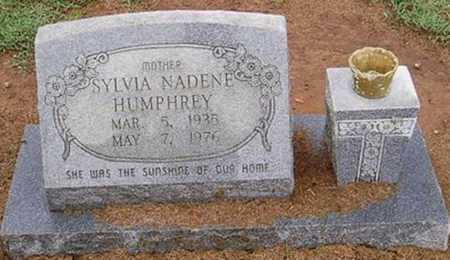 HUMPHREY, SYLVIA NADENE - Woodruff County, Arkansas | SYLVIA NADENE HUMPHREY - Arkansas Gravestone Photos