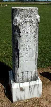 JELKS, JARRET E. - Woodruff County, Arkansas | JARRET E. JELKS - Arkansas Gravestone Photos