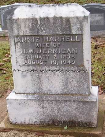 JERNIGAN, ANNIE - Woodruff County, Arkansas | ANNIE JERNIGAN - Arkansas Gravestone Photos