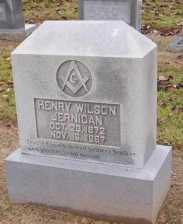 JERNIGAN, HENRY WILSON - Woodruff County, Arkansas | HENRY WILSON JERNIGAN - Arkansas Gravestone Photos