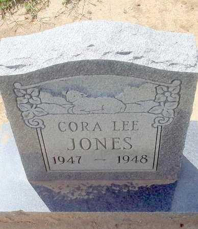 JONES, CORA LEE - Woodruff County, Arkansas | CORA LEE JONES - Arkansas Gravestone Photos