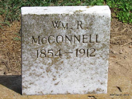 MCCONNELL, WILLIAM R. - Woodruff County, Arkansas | WILLIAM R. MCCONNELL - Arkansas Gravestone Photos