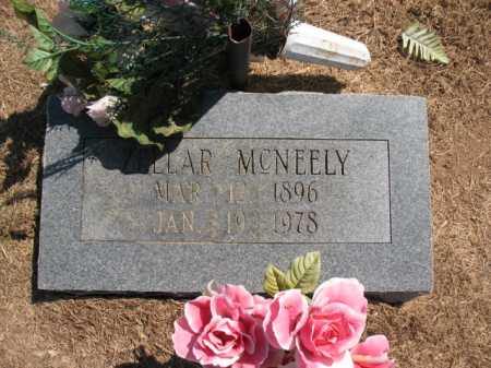 MCNEELY, ZELLAR - Woodruff County, Arkansas | ZELLAR MCNEELY - Arkansas Gravestone Photos