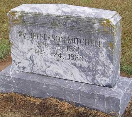 MITCHELL, WILLIAM JEFFERSON - Woodruff County, Arkansas | WILLIAM JEFFERSON MITCHELL - Arkansas Gravestone Photos