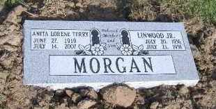 MORGAN, LINWOOD JR. - Woodruff County, Arkansas | LINWOOD JR. MORGAN - Arkansas Gravestone Photos