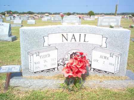 NAIL, FLOYD - Woodruff County, Arkansas | FLOYD NAIL - Arkansas Gravestone Photos