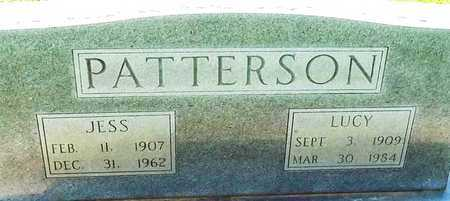 PATTERSON, JESS - Woodruff County, Arkansas | JESS PATTERSON - Arkansas Gravestone Photos