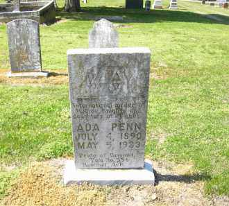 PENN, ADA - Woodruff County, Arkansas | ADA PENN - Arkansas Gravestone Photos